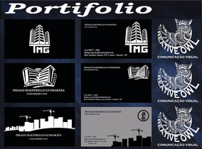 Criação De Arte- Cartão De Visitas