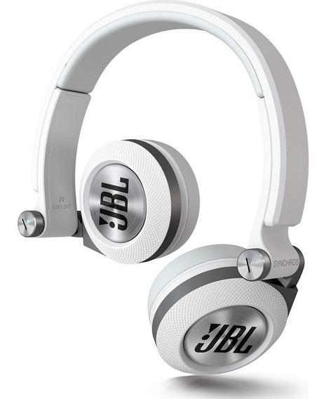Fone De Ouvido E40 Bt Sem Fio Bluetooth Jbl Branco Original