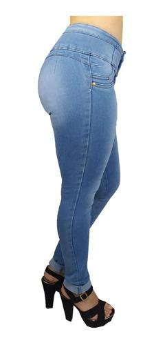 Pantalones Corte Bagui Tiro Alto Pantalones Y Jeans Para Mujer En Mercado Libre Mexico