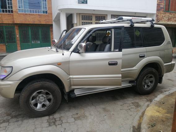 Toyota Prado Vx 5 Puertas