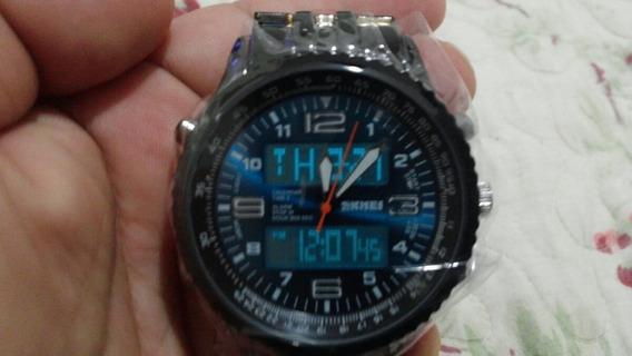 Relógio Importado Sknei Nigth Novo