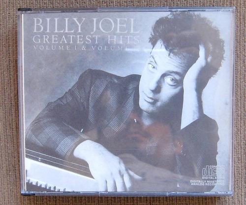 Cd De Billy Joel  Grandes Exitos  Volumen 1 Y 2