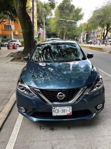 Imagen 1 de 10 de Nissan Sentra 2019 1.8 Exclusive At Cvt