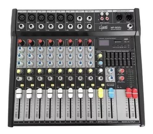 Consola E-sound Mp-802u