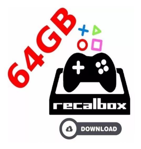 Recalbox Para Macbook Air - Imagem 64gb 11.250 Mil Jogos