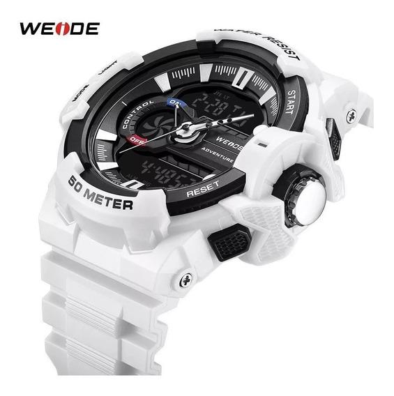 Relógio Esportivo Militar Analógico Digital Pd 50 M Promoção