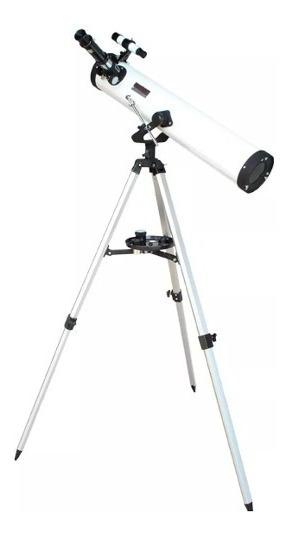 Telescópio Astronômico Csr F70076tx Profissional 76 Mm