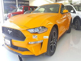 Mustang Coupe Ecoboost