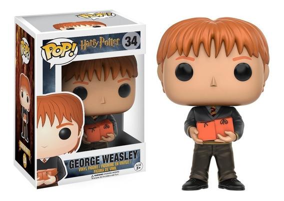 Funko Pop #34 George Weasley Harry Potter