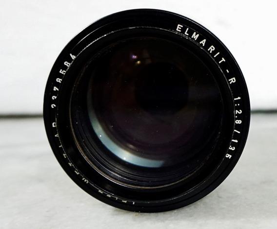 Lente Leica Elmmarit 135mm - 2.8 Otimo Estado E Preço