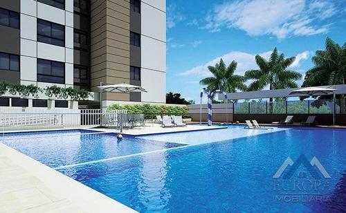 Apartamento À Venda, 68 M² Por R$ 349.800,00 - Vila Brasil - Londrina/pr - Ap0101