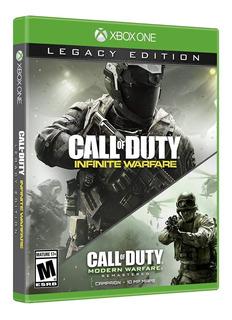 Call Of Duty Infinite Warfare Legacy Xbox One (d3 Gamers)