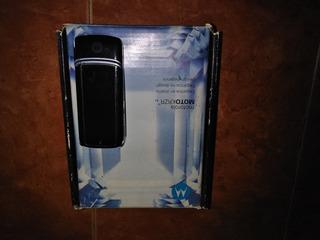 Motorola K1 Gsm Con Chip (10 Verdes)