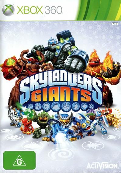 Skylanders Giants Xbox 360 Original Frete $14