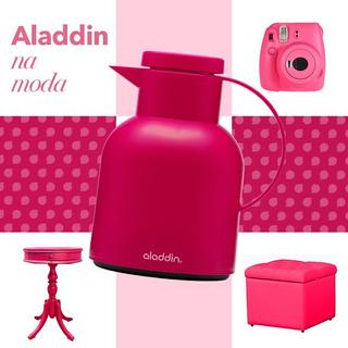 Bule Térmico Aladdin Columbia 1 Litro Café Chá Água Leite