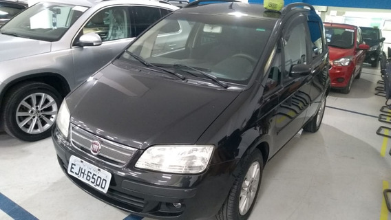 Fiat Idea 2010 1.4 Mpi Elx 8v Manual Financio Sem Entrada