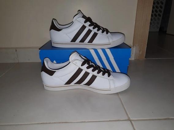 Tênis adidas Court Star Branco Masculino