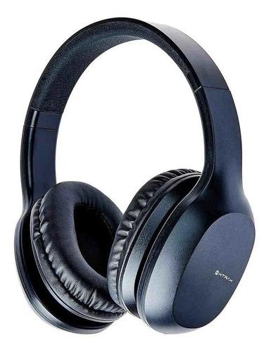 Fone Headphone Xtrax Groove Bluetooth / P2 Preto
