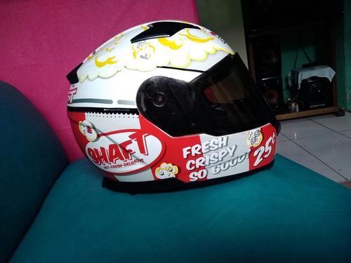 Casco De Moto Shaft Modelo Sh 569