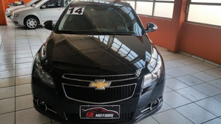 Cruze Sport Lt At 2014 Completo C/ Couro