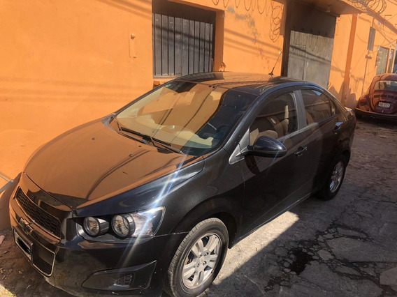 Chevrolet Sonic A 5vel Aa Mt 2012
