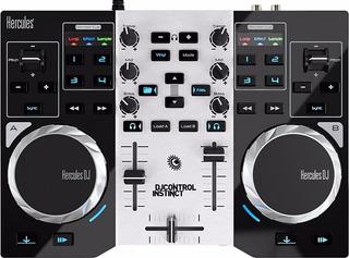 Consola Controlador Dj Hercules Instinct