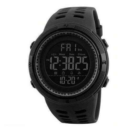 Relógio Masculino Skmei Digital 1251 Preto