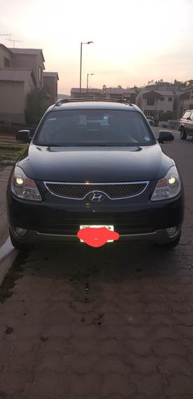 Hyundai Veracruz 2008 3 Filas De Asientos