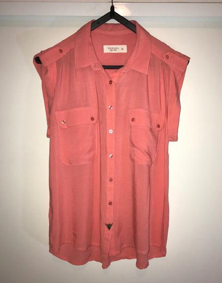 Wanama Camisa Original Rosa - No Rapsodia Akiabara