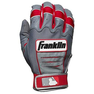 Franklin Sports Mlb Adult Cfx Pro Guante De Bateo, Par, Medi
