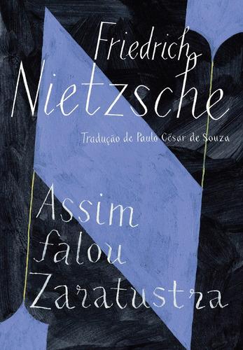 Livro Assim Falou Zaratustra De Nietzsche