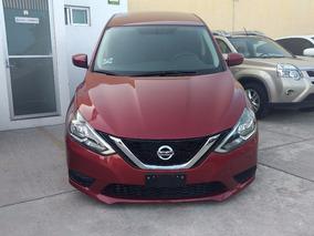 Nissan Sentra Sense Tm 2017