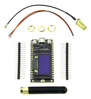 Esp32 Módulo Bluetooth Wifi Con Pantalla Oled De 0,96