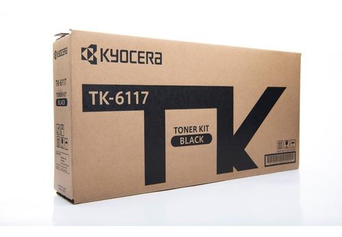 Imagen 1 de 2 de Tóner Original Tk-6117  Para M4125idn / M4132idn