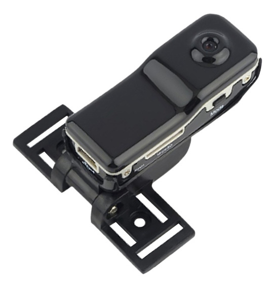 Md80 Mini Hd Dv Dvr Gravador De Câmera De Áudio E Vídeo Dv