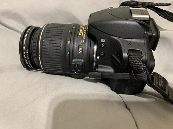 Nikon D3200 18-55 Vr Com Acessórios