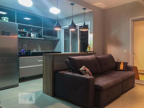 Apartamento À Venda - Brooklin, 1 Quarto,  55 - S893076256