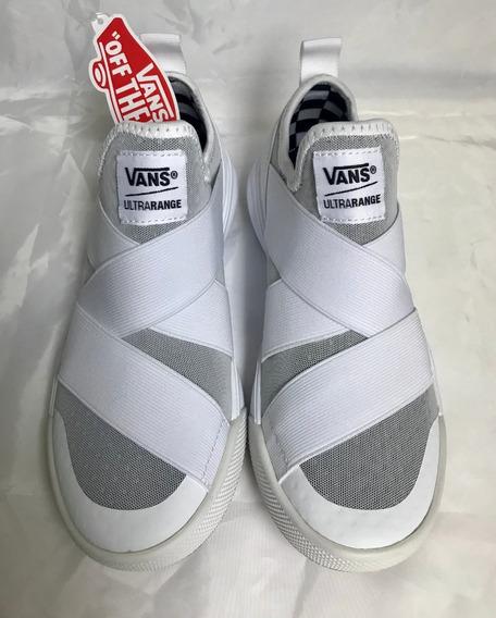Zapatillas Vans Mod Ultrarange Gore Blanco!!