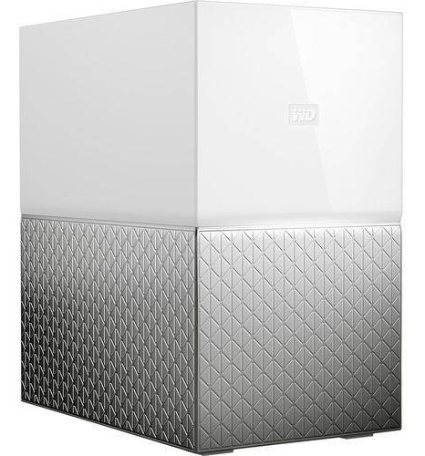 Hd Externo Western Digital 4tb My Cloud Home Duo Nuvem 4 Tb