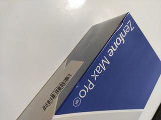 Asus Zenfone Max Pro (m1). 64gb+4gb Ram+5000mah.lacrado.zero