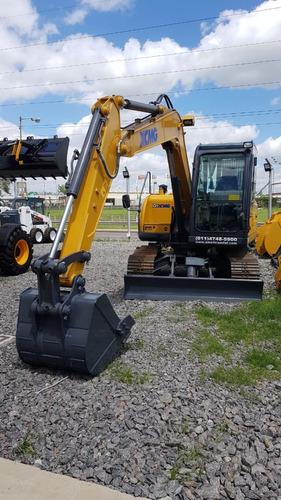 Excavadora Xcmg Xe80 D