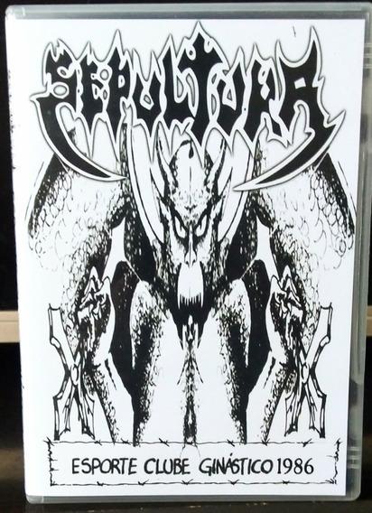 Sepultura - Ginástico 1986