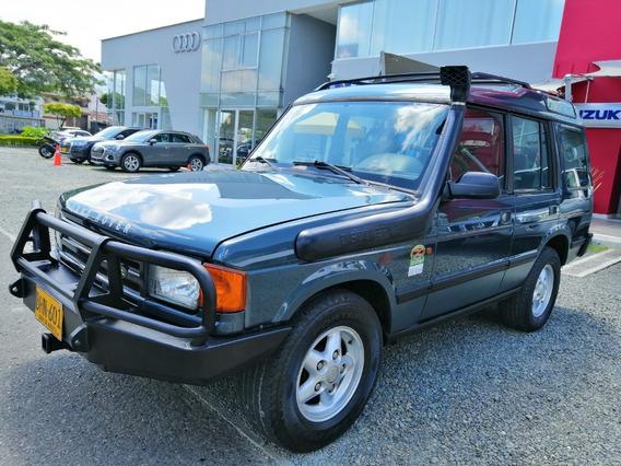 Land Rover Discovery 1996 Mecanica