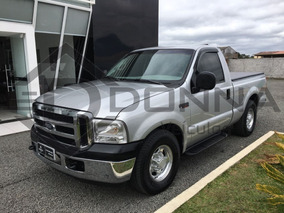 Ford F-250 - 2001/2001 4.3 Xll 4x2 Cs Diesel 2p Manual