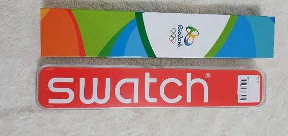 Relógio Swatch Rio 2016 Olimpíadas