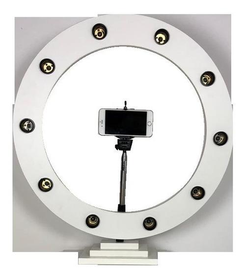 Ring Light 10 Iluminação De Mesa 55cm Fotos E Videos Make