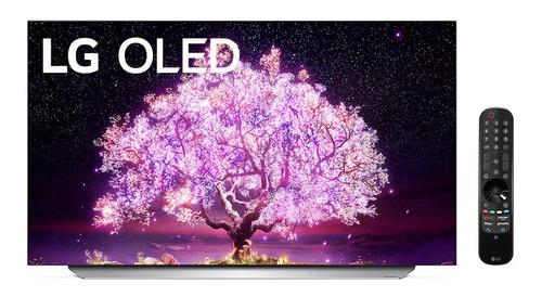 Imagem 1 de 6 de Smart Tv Oled55c1 Smart Magic Oled 55 Polegadas Wi-fi LG