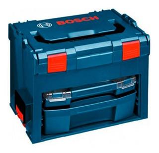Maleta 2 Gavetas Transporte De Ferramentas Bosch L-boxx 306