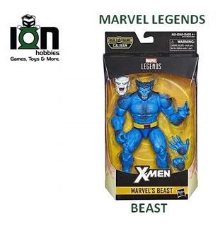 Ion Hobbies: Marvel Legends Beast