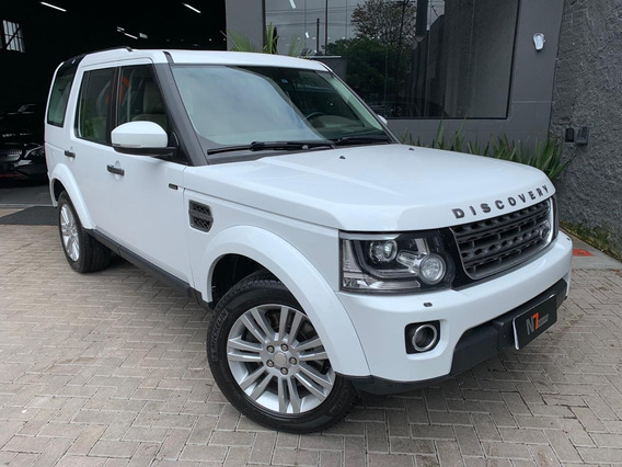Land Rover Discovery 4 Hse Diesel 2014